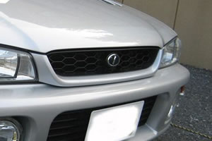 Jdm Gc8 Front Grille